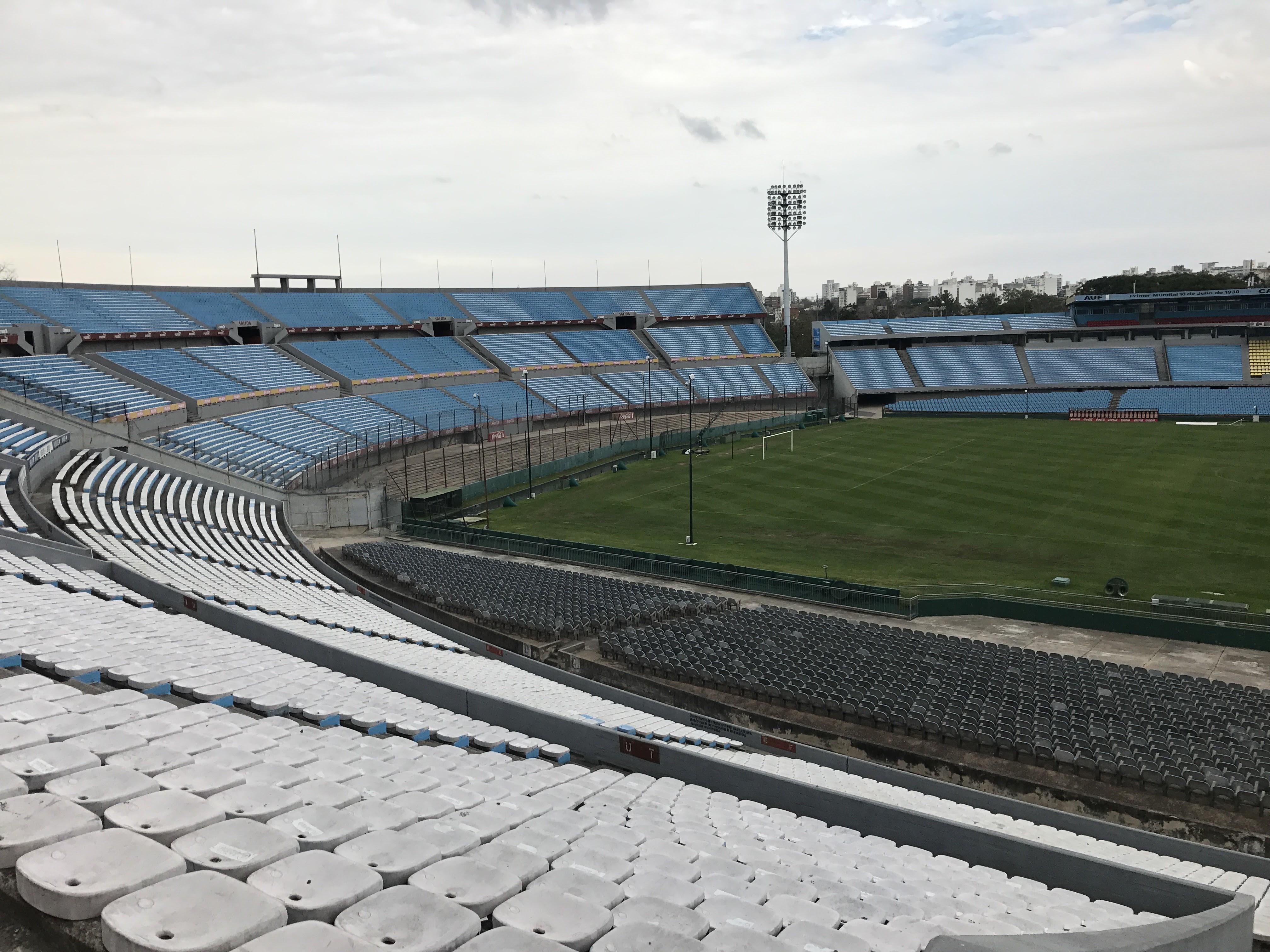 Museo del Futbol (Estadio Centenario)